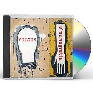 Almamegretta VULGUS CD