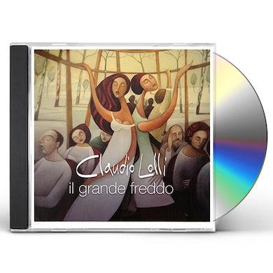 Claudio Lolli IL GRANDE FREDDO CD