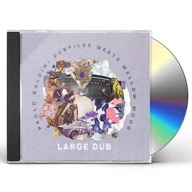 Mellow Mood & Paolo Baldini Dubfiles LARGE DUB CD