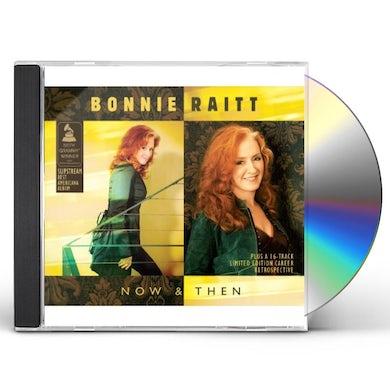 Bonnie Raitt  NOW & THEN CD