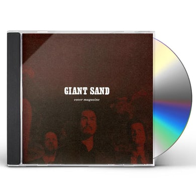 Giant Sand COVER MAGAZINE: 25TH ANNIVERSARY EDITION CD