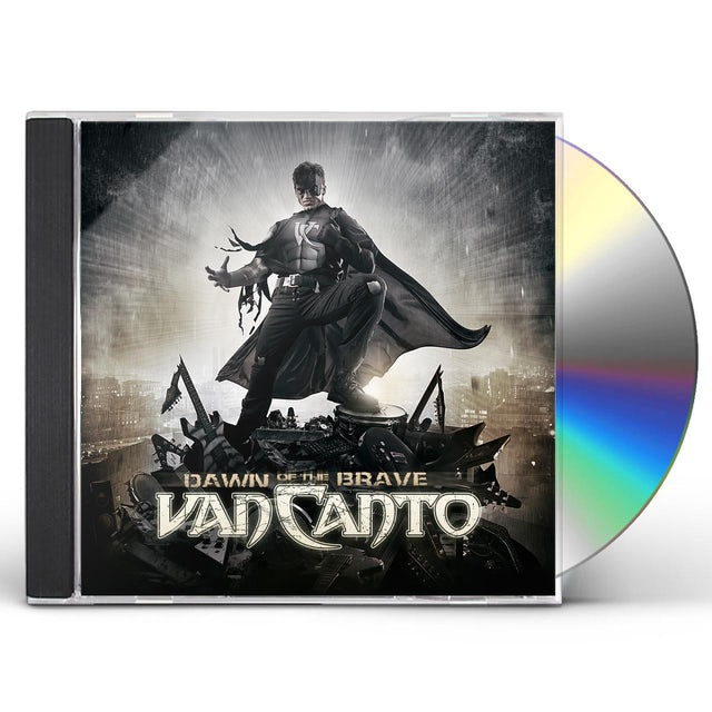 Van Canto DAWN OF THE BRAVE CD