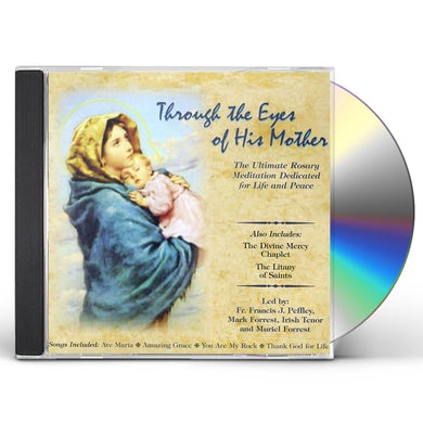 Mark Forrest THROUGH THE EYES OF HIS MOTHER / DIVINE MERCY CHAP CD