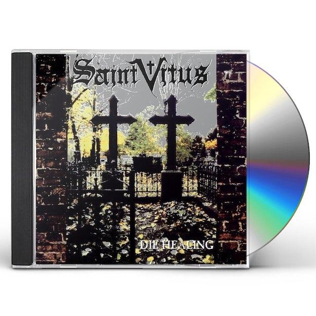 Saint Vitus DIE HEALING CD