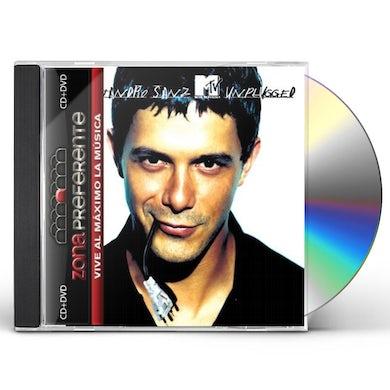 Alejandro Sanz MTV UNPLUGGED CD