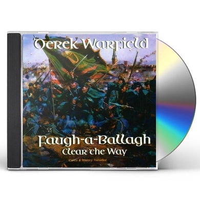 FAUGH-A-BALLAGH: CLEAR THE WAY CD