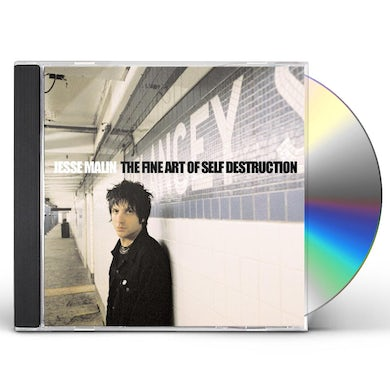 Jesse Malin FINE ART OF SELF DESTRUCTION CD