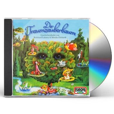 Reinhard Lakomy DER TRAUMZAUBERBAUM CD
