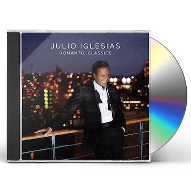 Julio Iglesias ROMANTIC CLASSICS CD