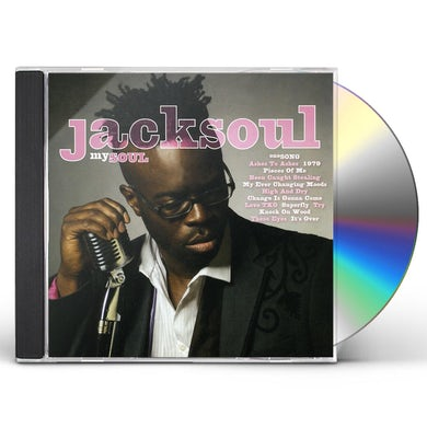 JACKSOUL MYSOUL CD