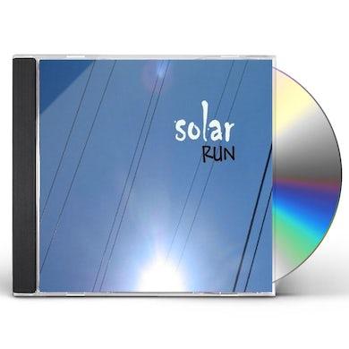 Solar RUN CD