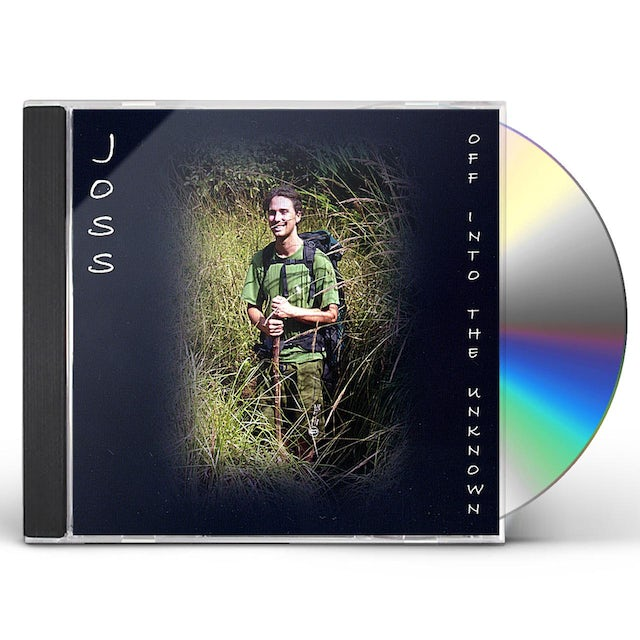 Joss OFF INTO THE UNKNOWN CD