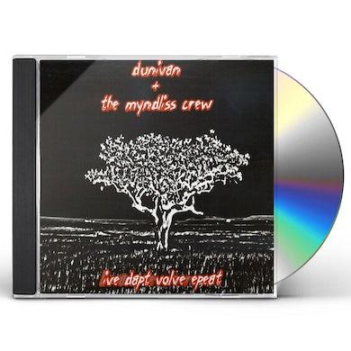 dunivan + the myndliss crew LIVEADAPTEVOLVEREPEAT CD