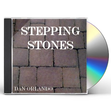 Dan Orlando STEPPING STONES CD