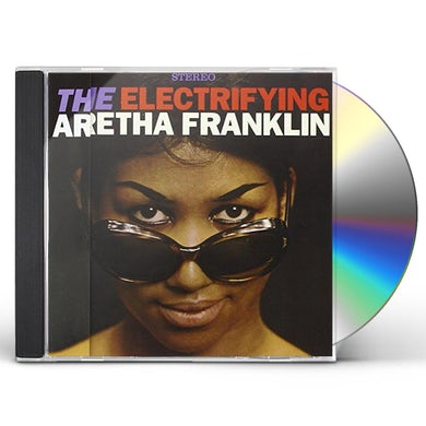 ELECTRIFYING Aretha Franklin   + 4 BONUS TRACKS CD