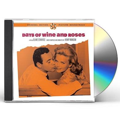 Henry Mancini DAYS OF WINE & ROSES + 4 BONUS TRACKS / Original Soundtrack CD