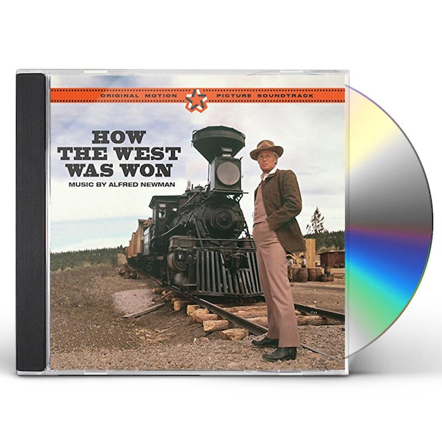 Alfred Newman HOW THE WEST WAS WON: COMPLETE / Original Soundtrack CD