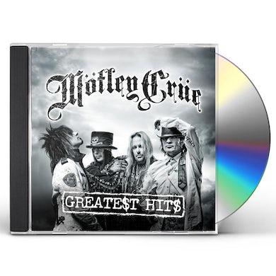 Mötley Crüe GREATEST HITS CD