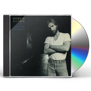 Robbie Dupree STREET CORNER HEROES CD