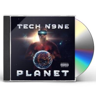 Tech N9Ne Planet CD