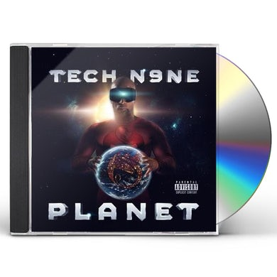 Tech N9Ne Planet (Deluxe Edition) CD