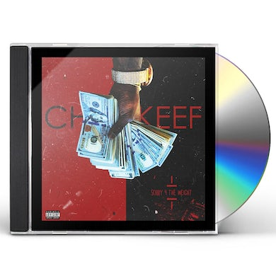 Chief Keef SORRY 4 THE WEIGHT CD