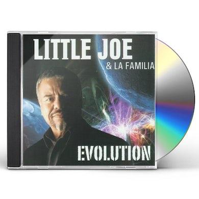 little joe EVOLUTION CD