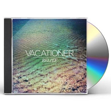 Vacationer RELIEF CD