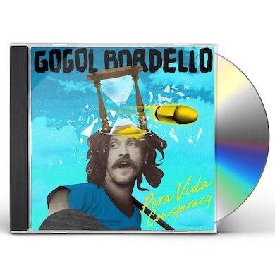 Gogol Bordello PURA VIDA CONSPIRACY CD