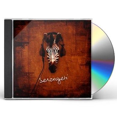 Serengeti AFRO AFRO CD