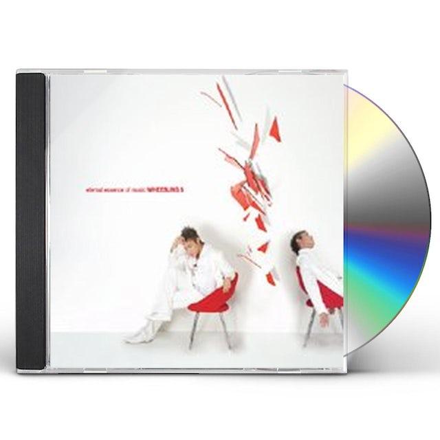 Wheesung ETERNAL ESSENCE OF MUSIC CD