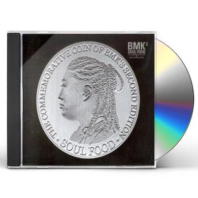BMK SOUL FOOD CD