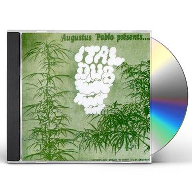 Augustus Pablo ITAL DUB CD (Vinyl)