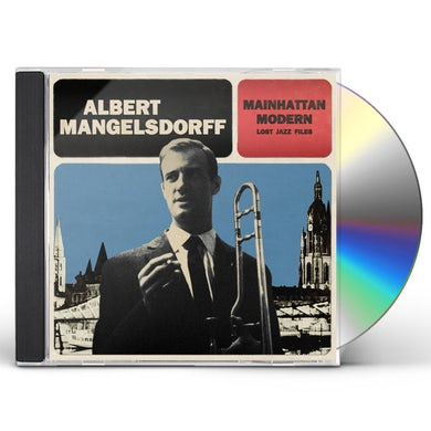 Albert Mangelsdorff MAINHATTAN MODERN CD
