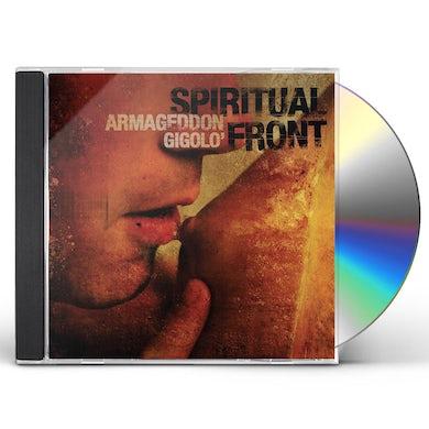 Spiritual Front ARMAGEDDON GIGOLO CD