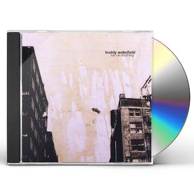 Buddy Wakefield RUN ON ANYTHING CD