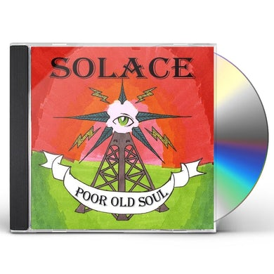 Solace POOR OLD SOUL CD