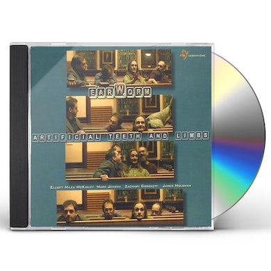 Earworm ARTIFICIAL TEETH & LIMBS CD
