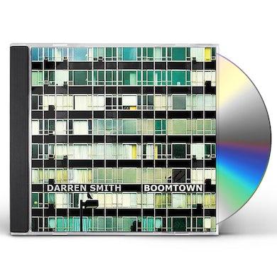 Darren Smith BOOMTOWN CD