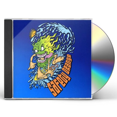 Safety Orange STATE OF WHERE I AM CD