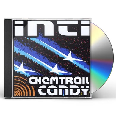 Inti CHEMTRAIL CANDY CD
