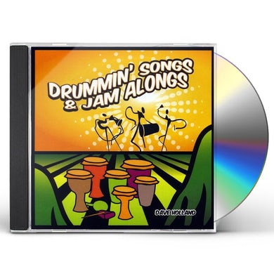 Dave Holland DRUMMIN SONGS & JAM ALONGS CD
