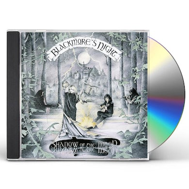 Blackmore'S Night SHADOW OF THE MOON CD
