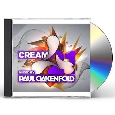 Paul Oakenfold OAKENFOLD CREAM 21 CD