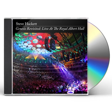 Steve Hackett GENESIS REVISITED: LIVE AT THE ROYAL ALBERT HALL CD