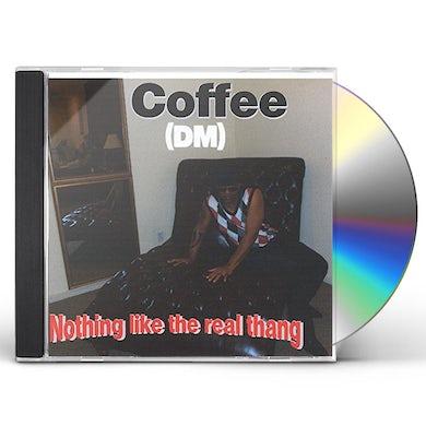 Coffee REAL THANG CD