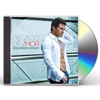 Eduardo Costa PECADO DE AMOR CD