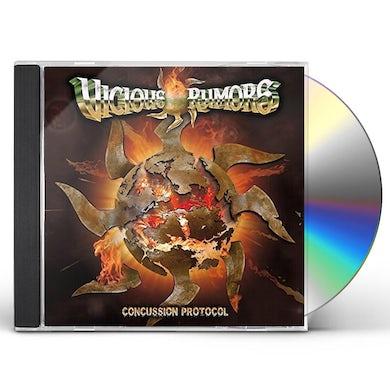 Vicious Rumors CONCUSSION PROTOCOL CD