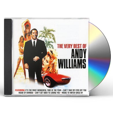 VERY BEST OF ANDY WILLIAMS CD
