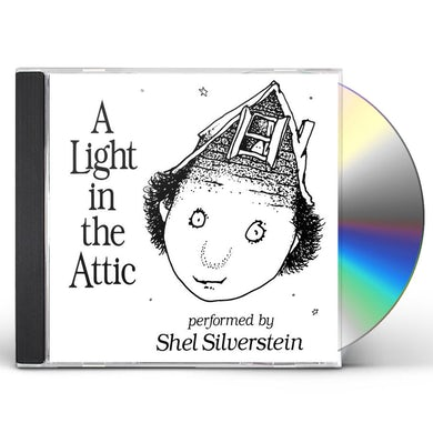 Shel Silverstein LIGHT IN THE ATTIC CD
